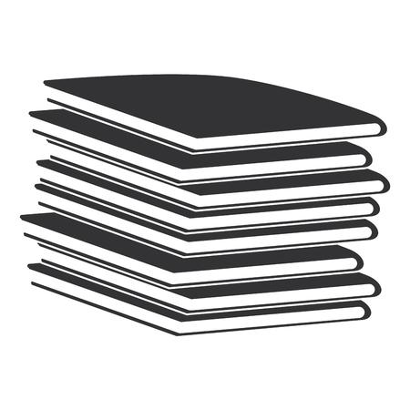pile of folded clothes vector illustration design Ilustrace