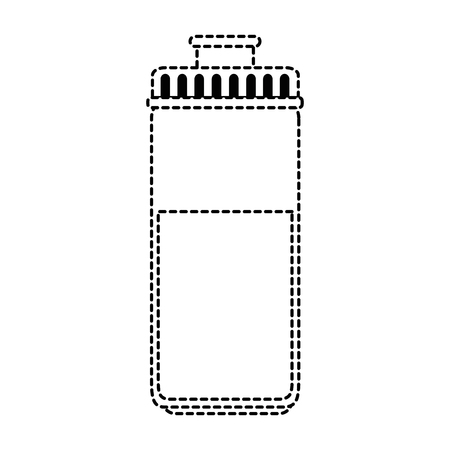 水のボトル ジム アイコン ベクトル イラスト デザイン 写真素材 - 86926259
