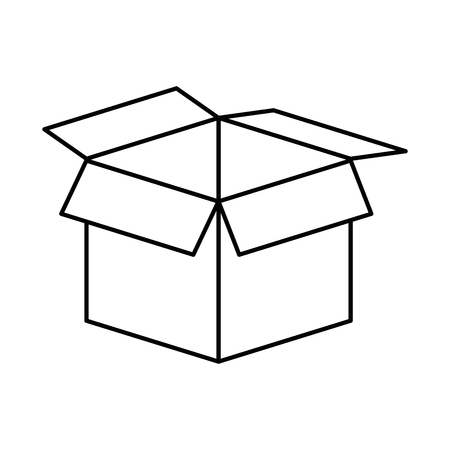 box carton packing icon vector illustration design 版權商用圖片 - 86926466