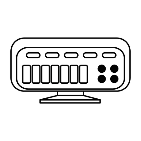 router isolated icon vector illustration design