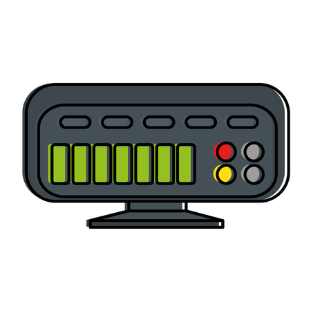 net router isolated icon vector illustration design Stock fotó - 86926497