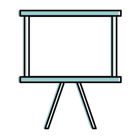 Ikonenvektor-Illustrationsdesign der Pappe Ausbildung lokalisiertes Standard-Bild - 86967036