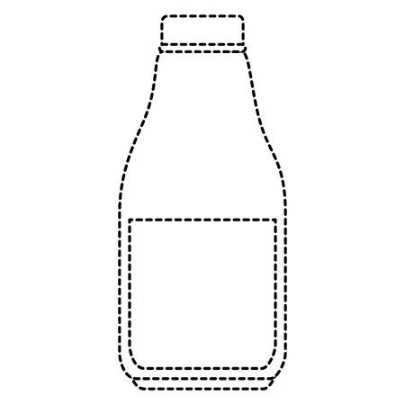 Limpiador botella de productos de lavandería ilustración vectorial diseño Foto de archivo - 87002908