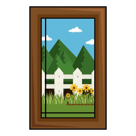 홈 그림 격리 아이콘 벡터 일러스트 디자인 스톡 콘텐츠 - 87229795