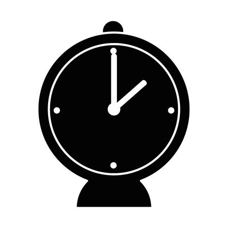 目覚まし時計のアイコン ベクトル イラスト デザインを分離しました。  イラスト・ベクター素材