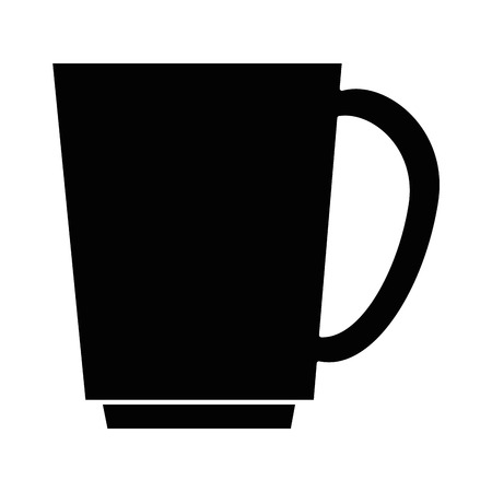 cup coffee isolated icon vector illustration design Illustration