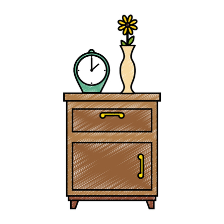 Bedside table clipart  2,501 Bedside Table Stock Vector Illustration And Royalty Free ...