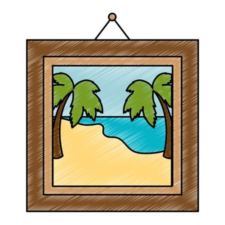 홈 그림 격리 아이콘 벡터 일러스트 디자인 스톡 콘텐츠 - 87230280