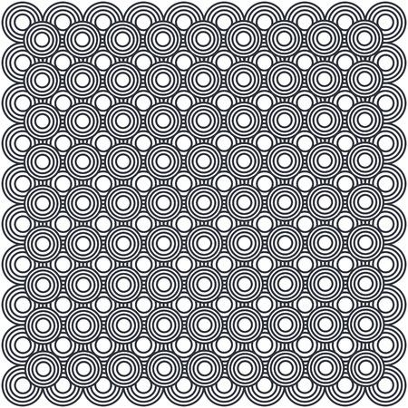 Figure geometriche modello di sfondo illustrazione vettoriale illustrazione Archivio Fotografico - 87385856