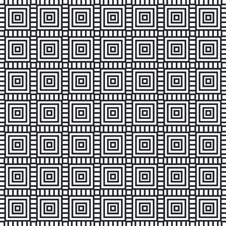 Figure geometriche modello di sfondo illustrazione vettoriale illustrazione Archivio Fotografico - 87385858