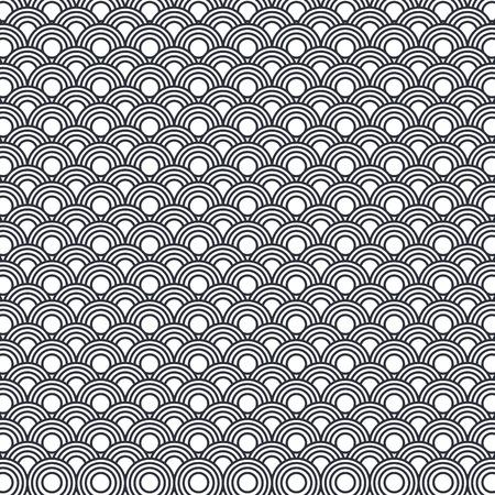 Figure geometriche modello di sfondo illustrazione vettoriale illustrazione Archivio Fotografico - 87385860
