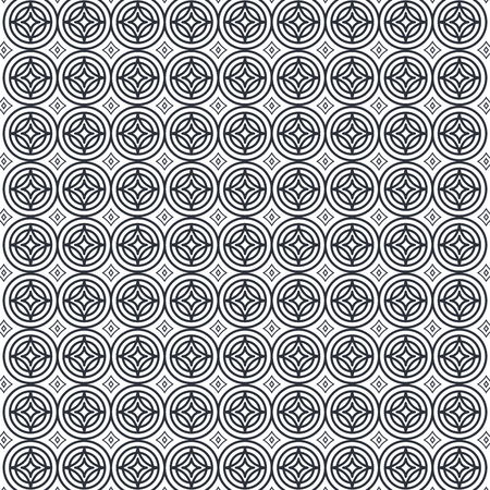 geometric figures pattern background vector illustration design