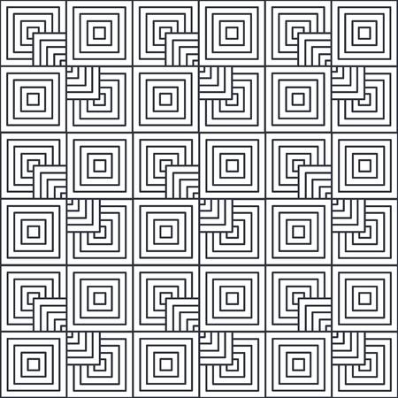 幾何学的図形パターン背景ベクトル イラスト デザイン