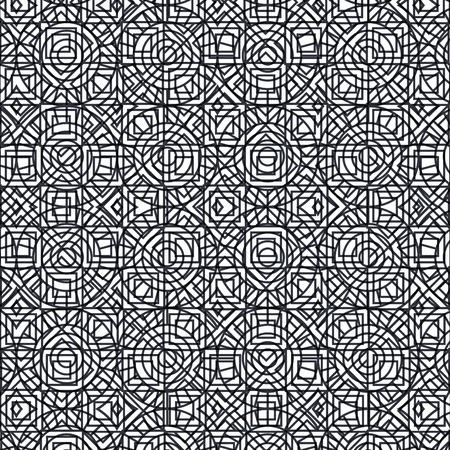Figure geometriche modello di sfondo illustrazione vettoriale illustrazione Archivio Fotografico - 87385874