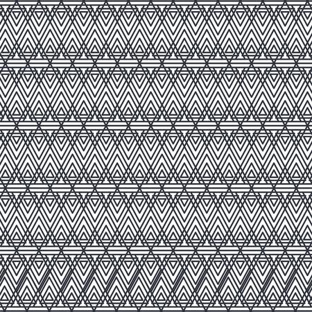 Figure geometriche modello di sfondo illustrazione vettoriale illustrazione Archivio Fotografico - 87385878