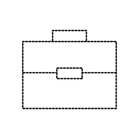 ビジネス ブリーフケース ドキュメント ポートフォリオ アクセサリー ベクトル図  イラスト・ベクター素材