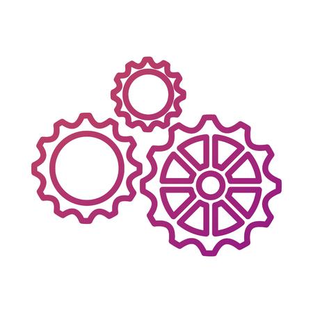 連合ソリューション概念ビジネス作業チーム革新ベクトル図