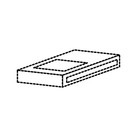 책 아이콘 교육 지식 학습 강의 벡터 일러스트 레이션
