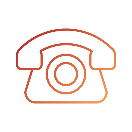 logistic call center delivery telephone service vector illustration Illustration