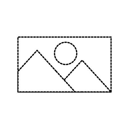 photo picture image design graphic icon vector illustration