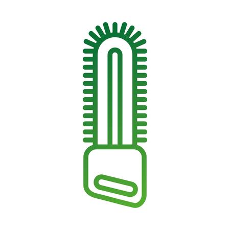 Jardinage équipement de pelle équipement électrique illustration vectorielle Banque d'images - 87730399