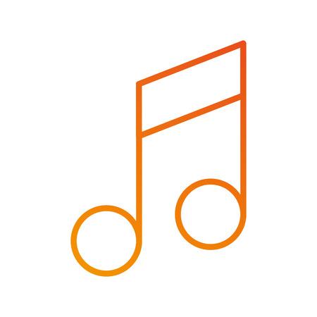 음악 볼륨 웹 응용 프로그램 온라인 벡터 일러스트 참고 일러스트