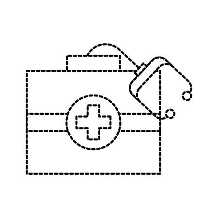 医療キット応急聴診器装備
