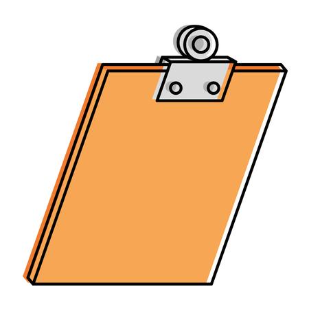 clipboard document isolated icon vector illustration design 版權商用圖片 - 87747121