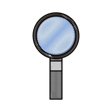 finding the right information view program magnifying glass