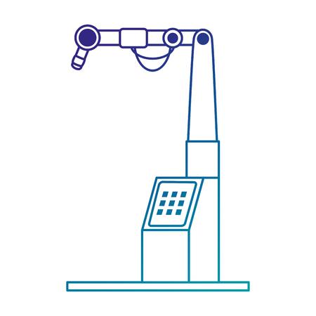 Machine ensemble isolé icône du design d & # 39 ; illustration vectorielle Banque d'images - 87834072