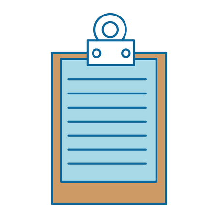 clipboard document isolated icon vector illustration design 版權商用圖片 - 87838573