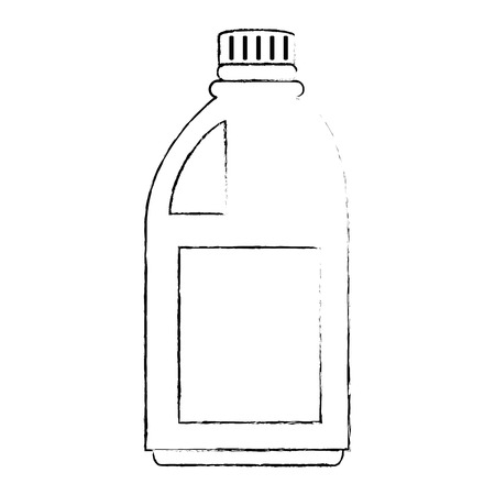 洗剤のボトル分離アイコン ベクトル イラスト デザイン 写真素材 - 87997898