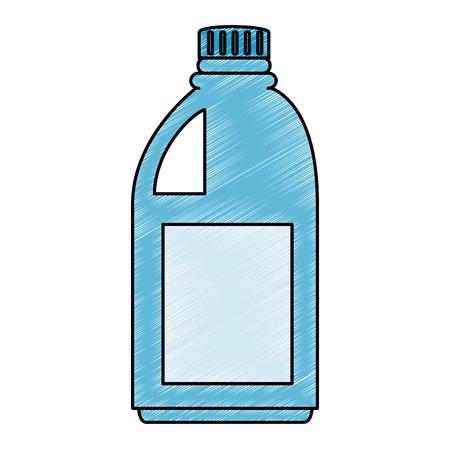 洗剤のボトル分離アイコン ベクトル イラスト デザイン 写真素材 - 87998301