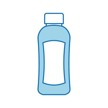 シャンプー ボトル ローションやシャワー ゲル テンプレート デザイン