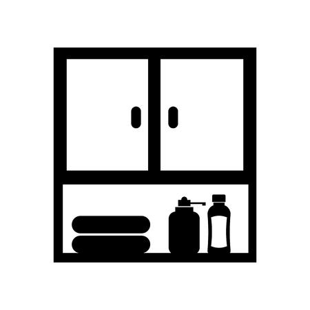 浴室モジュラーファニチャー イオン タオルその他のアクセサリー