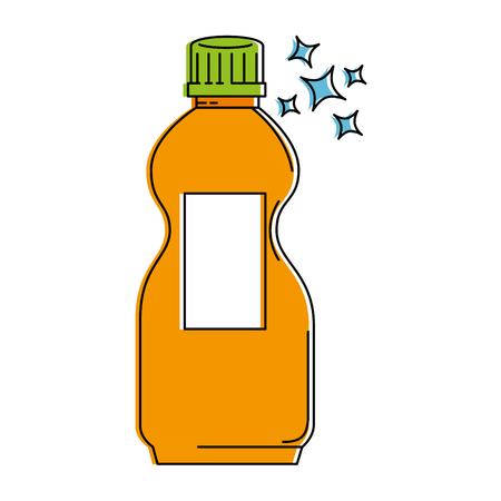 洗剤のボトル分離アイコン ベクトル イラスト デザイン 写真素材 - 88187050