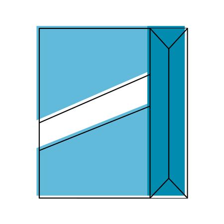 Detergente en polvo icono de caja de diseño de ilustración vectorial Foto de archivo - 88187083
