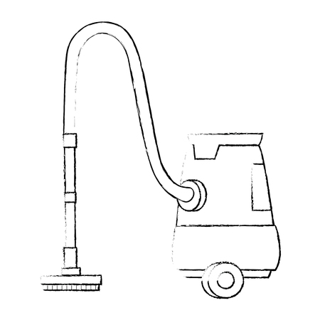 Appareil à vide isolé icône design d'illustration vectorielle Banque d'images - 88187128