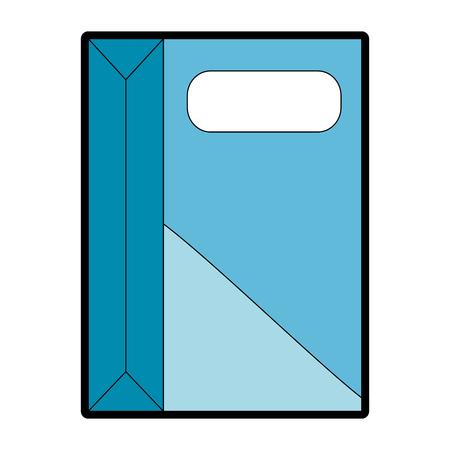 粉末洗剤ボックス アイコン ベクトル イラスト デザイン