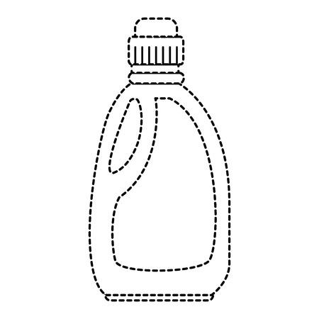 洗剤のボトル分離アイコン ベクトル イラスト デザイン 写真素材 - 88191724