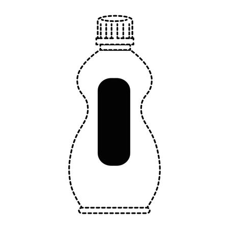 洗剤のボトル分離アイコン ベクトル イラスト デザイン 写真素材 - 88194932