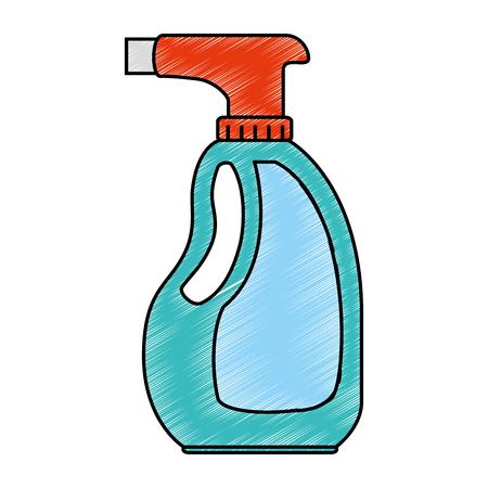 スプレー ボトル製品アイコン ベクトル イラスト デザイン 写真素材 - 88197265