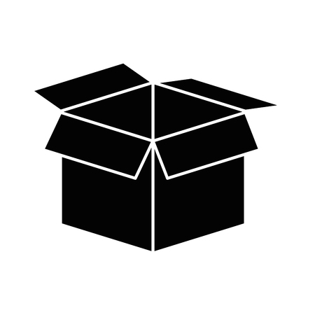 box carton packing icon vector illustration design 版權商用圖片 - 88203258