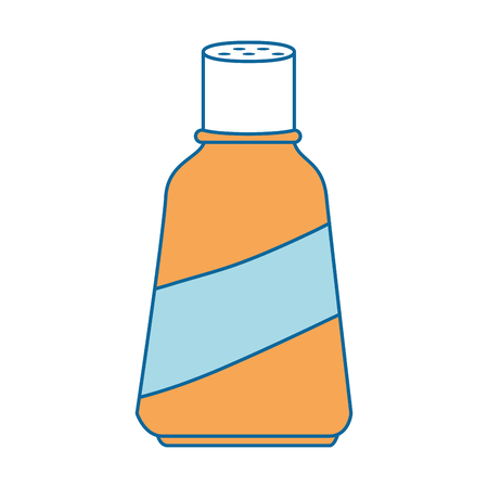 bottle kitchen product icon vector illustration design Illustration