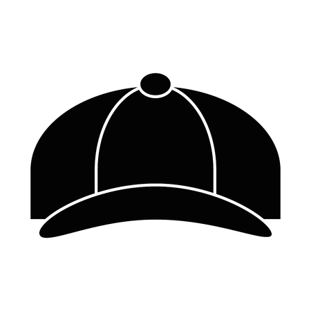 cap sport isolated icon vector illustration design Illustration