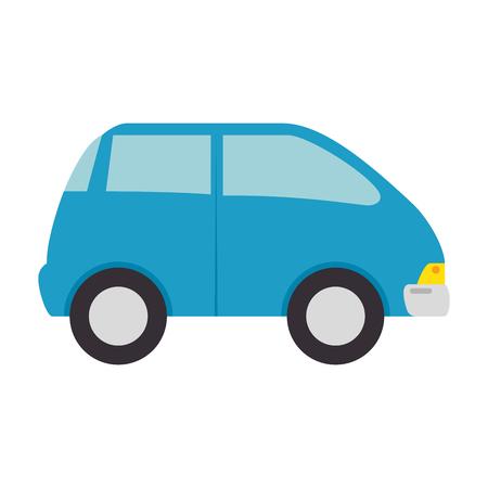 Véhicule voiture icône isolé illustration vectorielle conception Banque d'images - 88408516