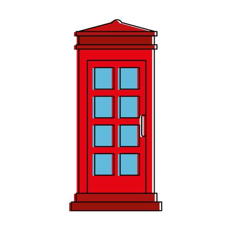 Telefooncel geïsoleerde pictogram vector illustratie ontwerp Stockfoto - 88409548