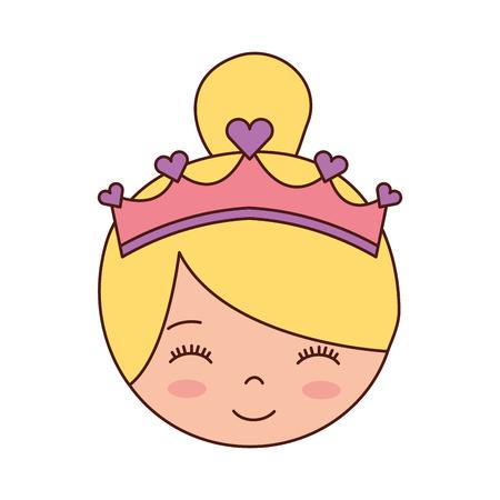 Mignon personnage de petite fille de bande dessinée de personnage de ballerine vecteur illustration Banque d'images - 88525182