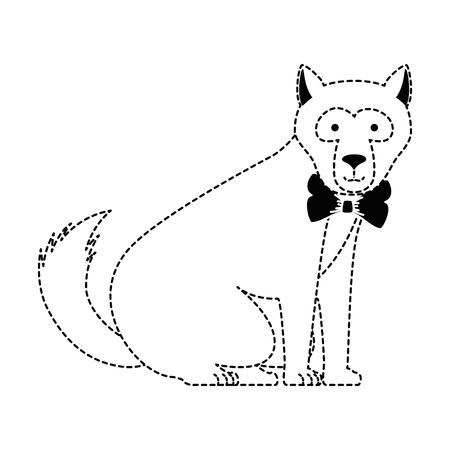 A wild bear kodiak icon vector illustration design Illustration