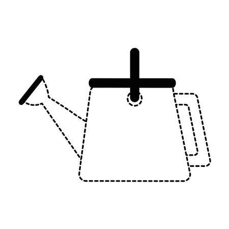 garden sprinkler isolated icon vector illustration design